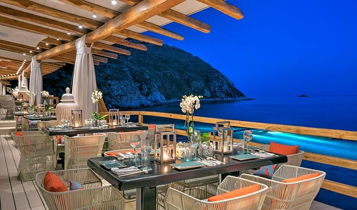 Santa Marina Resort and Villas 5 star hotel in Greece (Mykonos)