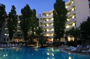 The Residence Family and Fun, Rodos
