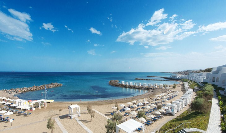 Knossos Beach Bungalows and Suites 5 star hotel in Greece