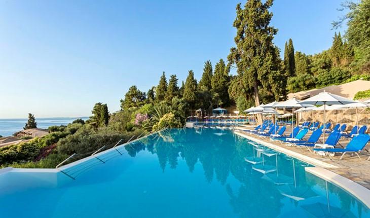 Aeolos Beach Resort Corfu