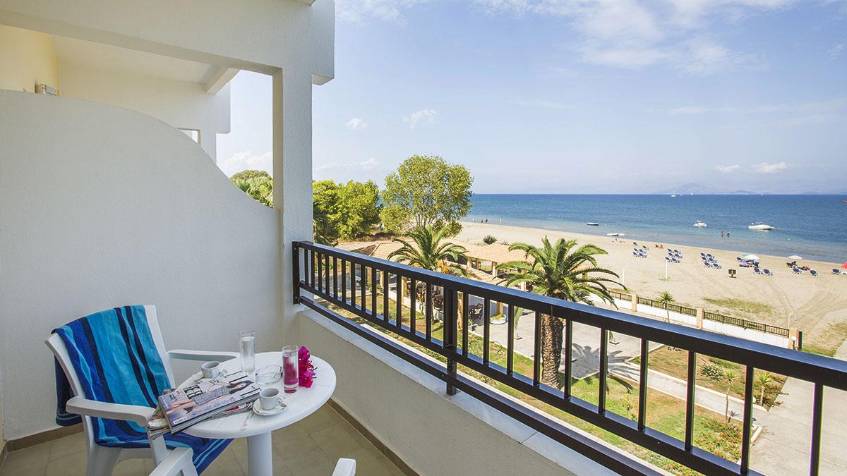 Island Beach Resort 4 star hotel in Greece Corfu