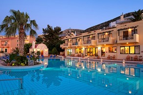 Asterias Village Apartment Hotel, Crete