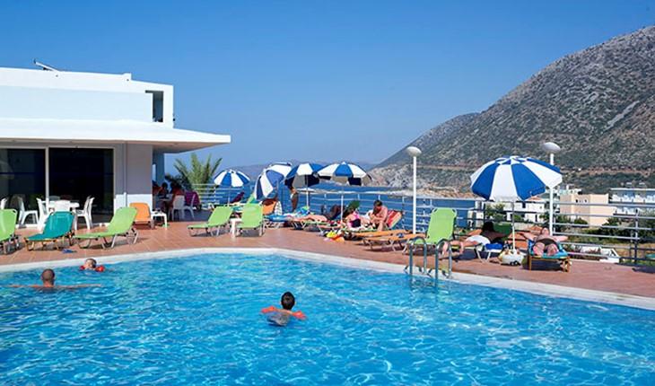 Bali Beach And Village 3 Star Hotel In Greece Crete