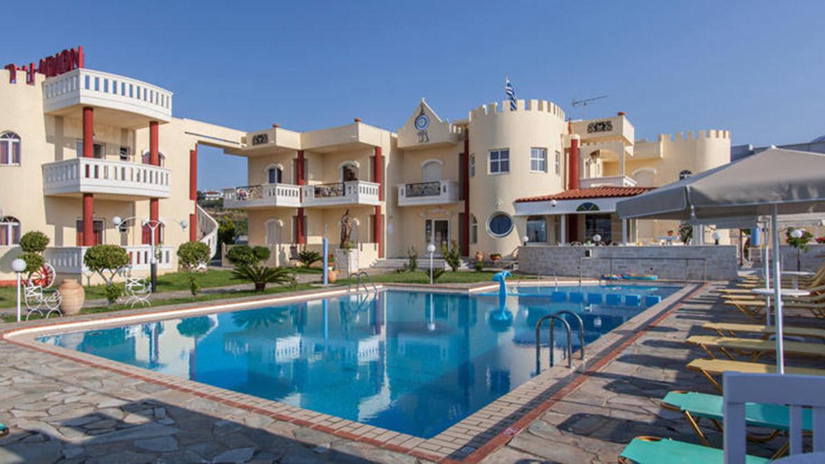 Charming Palladion Hotel Apartments