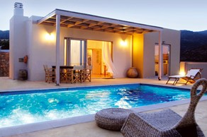 Pleiades Luxury Villas, Crete