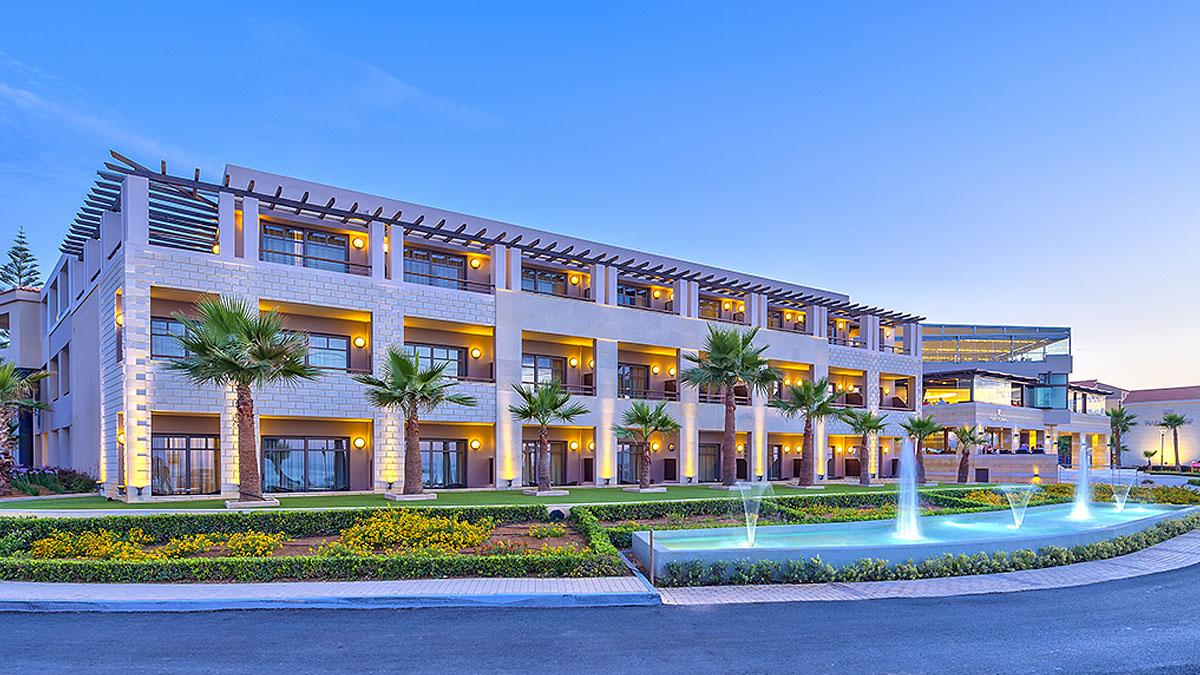 Porto platanias beach resort and spa 5 star hotel in greece crete porto platanias beach resort and spa sciox Choice Image