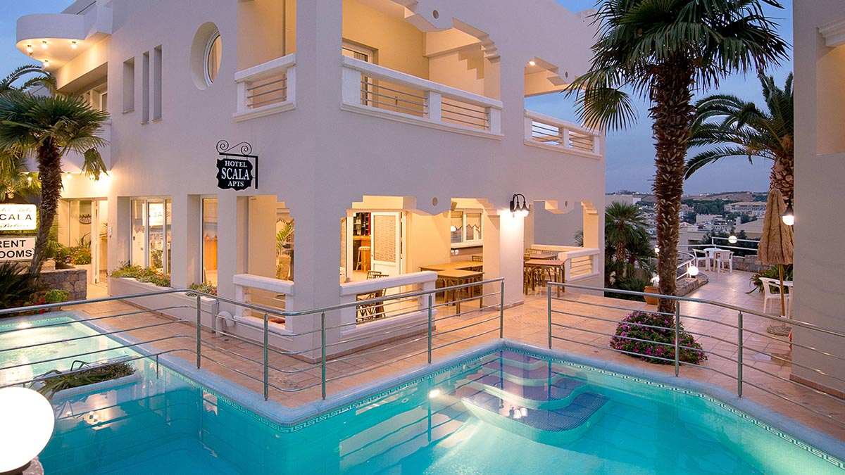 Superb Scala Hotel And Apartments