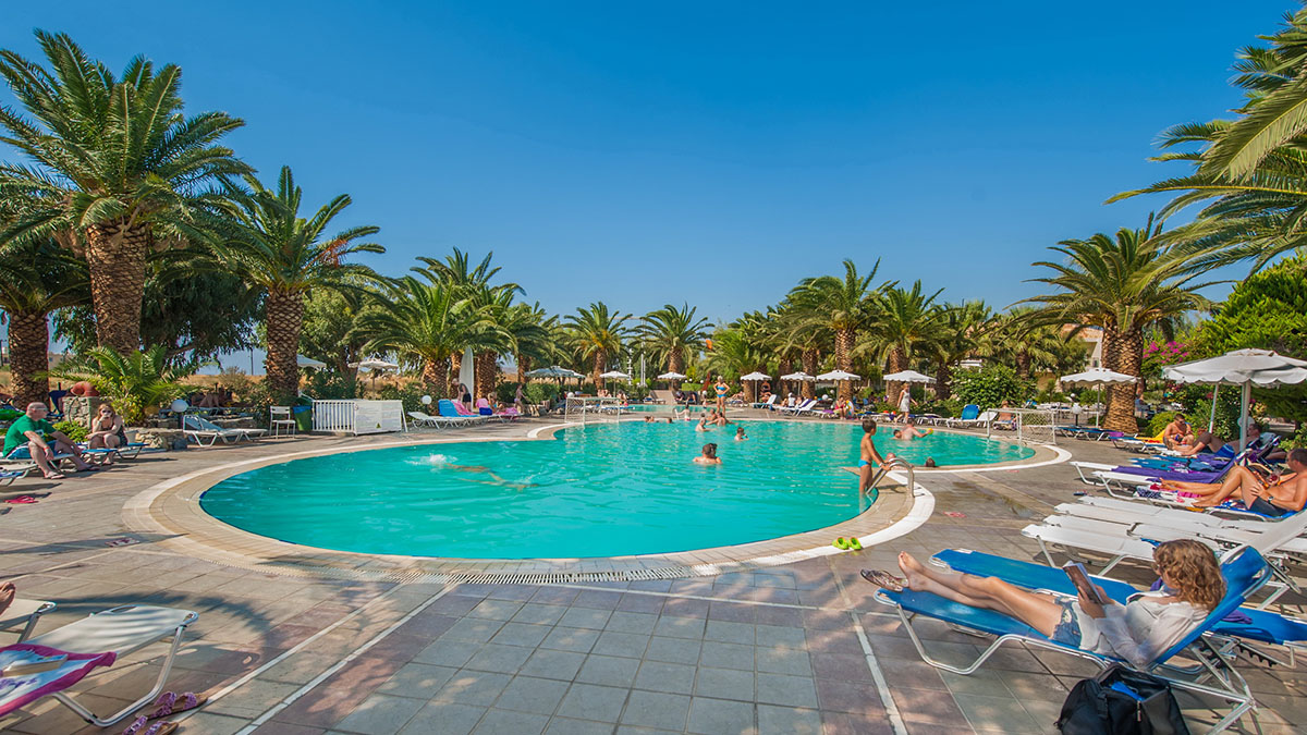 Kos Hotel Akti Beach Club