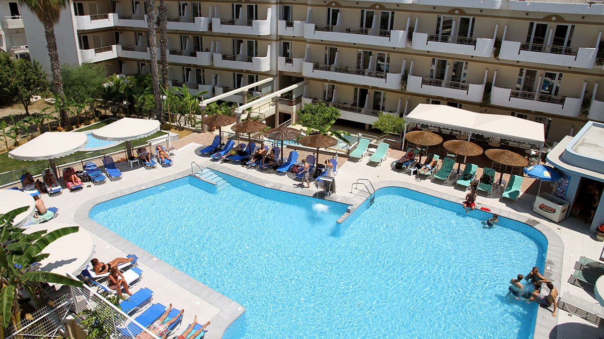 Gallery images and information kos greece nightlife - Astron Hotel Kos