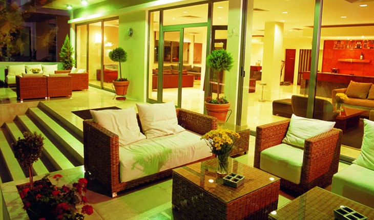 Angela Suites and Lobby Hotel, Rodos