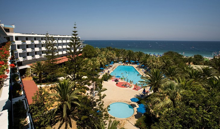 Blue Horizon Palm Beach Hotel Bungalows