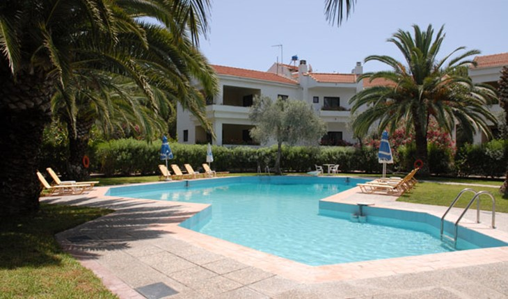 Niki Apartments , Rodos
