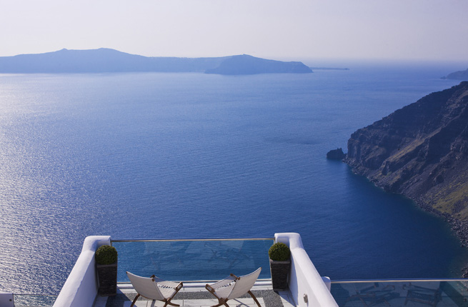 Belvedere Suites Hotel 4 Star Hotel In Greece Santorini