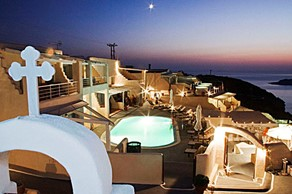 Suites Of The Gods Hotel, Santorini