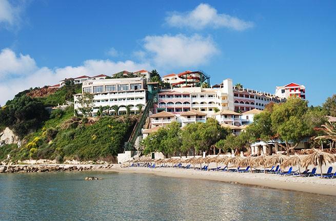 Palazzo Di Zante Hotel 4 Star Hotel In Greece Zakynthos