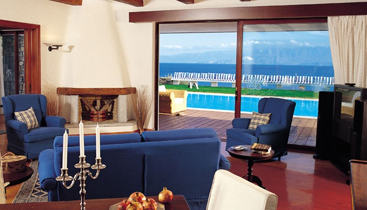 The Palace Suite Front Sea View with Private Heated Pool (Two Bedrooms)