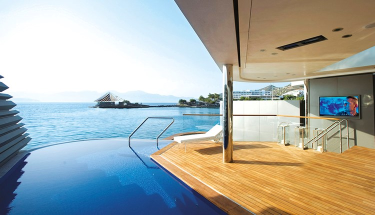 Yachting Villa with Private Pool (One Bedroom)