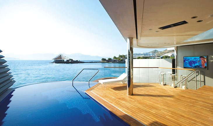 Yachting Villa with Private Pool for Single Use (One Bedroom)