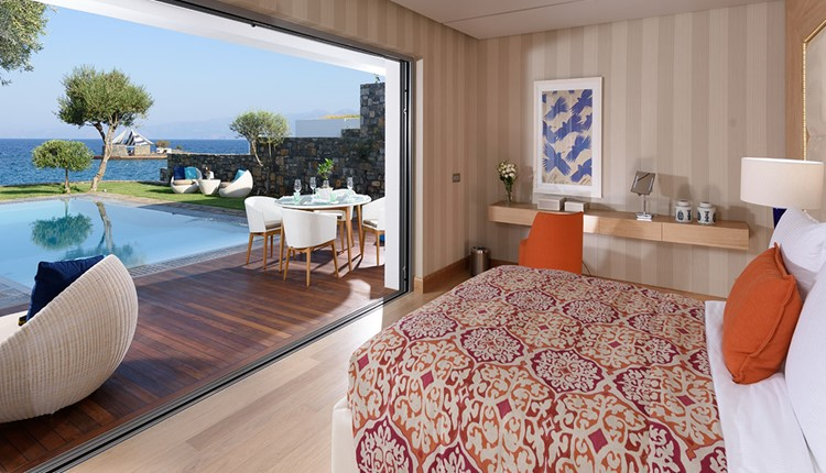 The Royal Villa Sea View with Indoor and Outdoor Pools (Two Bedrooms)