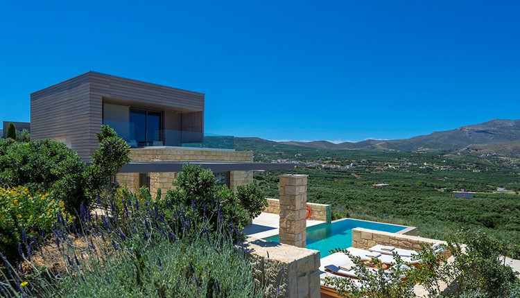 Villa Oneiro 2 Bedrooms Sea View