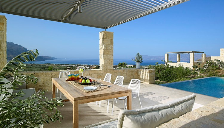 Villa Thalassa 3 Bedrooms Sea View