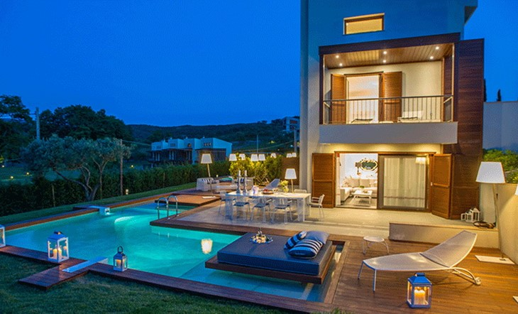 Exclusively for travel agents: up to 50% discount for vacations at Avaton Luxury Villas Resort 5*